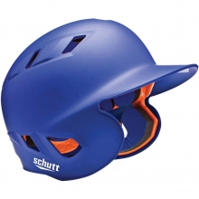 Schutt AiR-5.6 BB FITTED Baseball Batting Helmet, MATTE