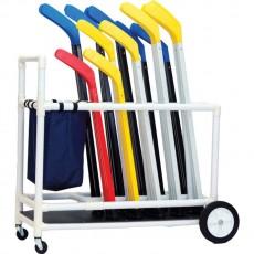 Champion Deluxe ABS Floor Hockey Cart