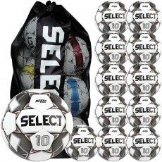 Select 12pk Numero 10 Soccer Ball Package w/ Bag