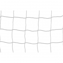 Kwik Goal 4'x6'x0'x4', 2.4mm Soccer Net, White