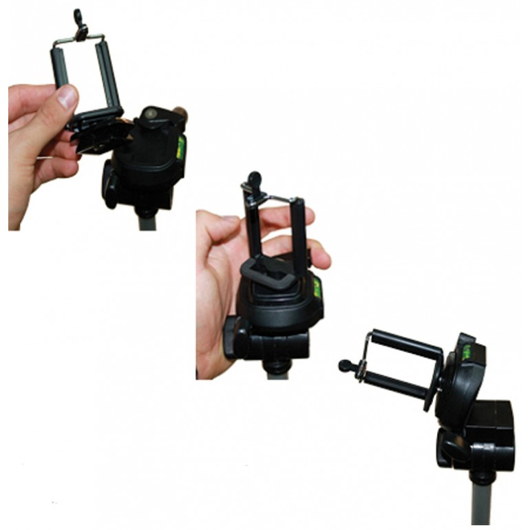 Compatible with Standard tripod, TRIPOD NOT INCLUDED