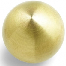 Gill 3512 Brass Shot Put, 12 lb (103mm)