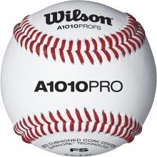 Wilson 1010BPROFS Flat Seam Collegiate & HS Baseball, dz