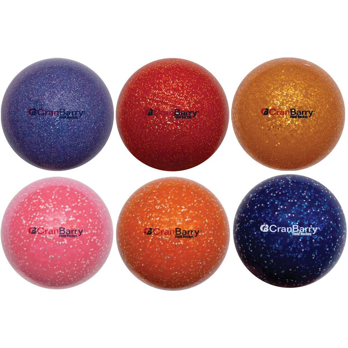 Gymnastics Equipment For Sale >> CranBarry Glitter Practice Field Hockey Ball
