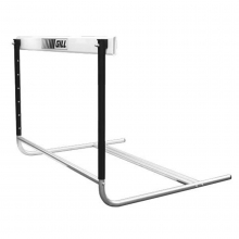 "Gill 400 Essentials 41"" Rocker Style Track Hurdle"