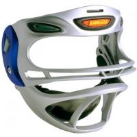 Bangerz Softball Safety Fielder's Mask, Silver