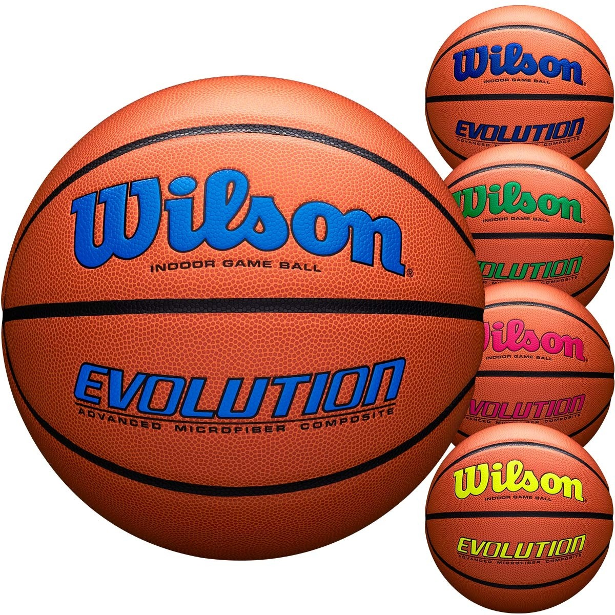 Wilson Official 29.5 Evolution Basketball,
