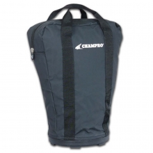 "Champro Deluxe Lacrosse Ball Bag, holds 4 dz, 17""Hx9""diameter bottom"