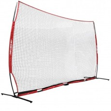 POWERNET Portable Barrier Sport Net, 9' x 12'