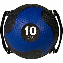 Champion 10 lb Rhino Ultra Grip Medicine Ball, SMD10