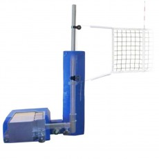 First Team PortaCourt Stellar Portable Recreational Volleyball Net System