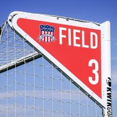 Kwik Goal Backstay Banners, 4/set