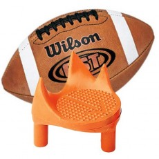 Champion Football Sidewinder Kicking Tee, RIGHT FOOT