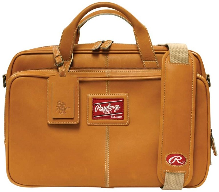 Rawlings Leather Coach S Briefcase A94 566 Anthem Sports