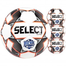 Select 4pk Super NJCAA Match Soccer Ball Package