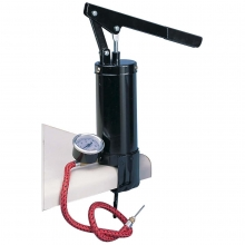 Champion Manual Table Mounted Ball Inflator Pump, IPTM