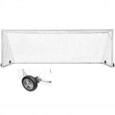 Kwik Goal Fusion 8'x24' Soccer Goal w/ Wheels, 2B3806W