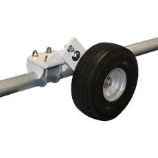 Jaypro Set of 4 Soccer Goal Wheel Kit (fits 2 goals), CSGWK