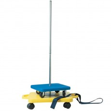 Champion Gym Scooter Stacker Cart