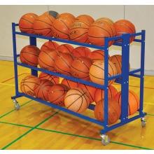 Jaypro Atlas Double Ball Cart, BBABC-2
