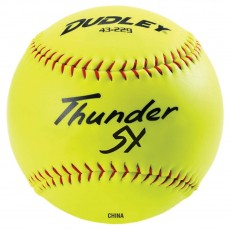 "Dudley 21"" Trophy/Signature Softball"