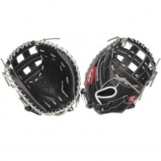 "Rawlings 33"" Heart Of The Hide Fastpitch Catcher's Mitt, PROCM33FP-24BG"