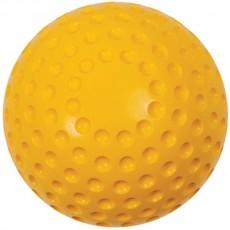 "Champion 12"" Dimpled Pitching Machine Softballs, DS12"