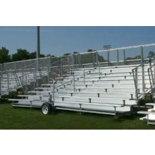 Transportable PREFERRED Bleacher, 10-Row, 15'