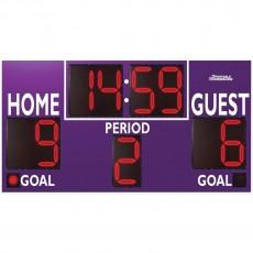 Sportable Scoreboards 3430 Soccer / Multi-Sport Scoreboard, 8'W x 4'H
