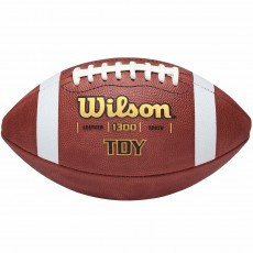 Wilson Pop Warner TDY age 11-14 Official Leather Football