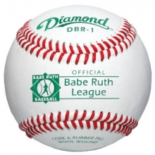 Diamond DBR Babe Ruth Tournament Baseballs, dz