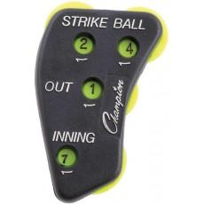 Champion 4-way Umpire Indicator, PIB