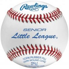 Rawlings RSLL1 Senior Little League Baseballs, dz
