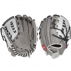 "Rawlings 12.5"" Heart Of The Hide Fastpitch Softball Glove, PRO125SB-18GW"