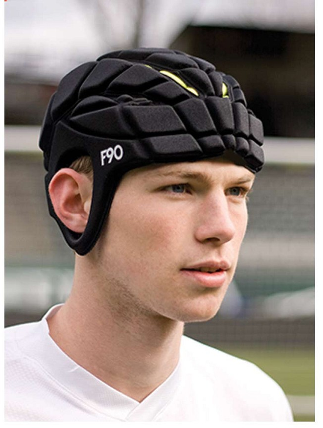Full 90 Fn1 Soccer Goalkeeper Headgear Player Helmet
