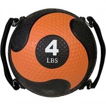 Champion 4 lb Rhino Ultra Grip Medicine Ball, SMD4
