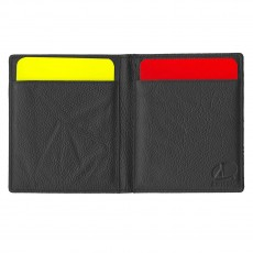 Kwik Goal Leather Soccer Referee Wallet