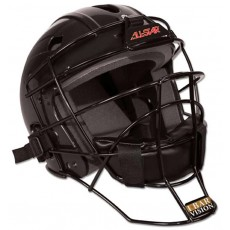 All-Star MVP1000 Catcher's Helmet/Face Guard, YOUTH
