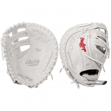 "Rawlings 13"" Liberty Advanced Fastpitch First Base Mitt, RLAFB-3/0"