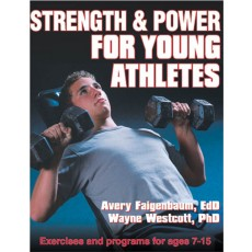 Strength & Power for Young Athletes, Book
