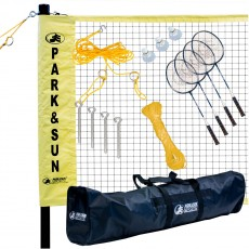 Park & Sun Outdoor Badminton Pro Set