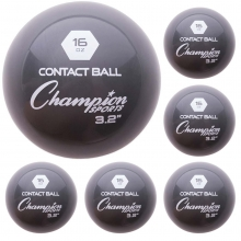 "Champion 6/set 3.2"" Weighted Training Balls"