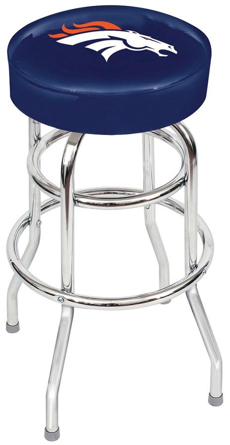 Denver broncos nfl 30 bar stool - Barstools denver ...