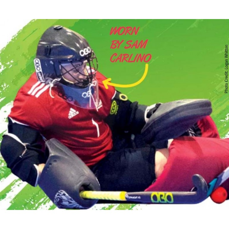 pretty nice 8eb26 859ff OBO GTP Field Hockey Goalie Throat Protector