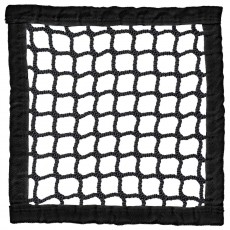 Champion 3mm Weather Treated Lacrosse Nets, Black LN53WT (pair)