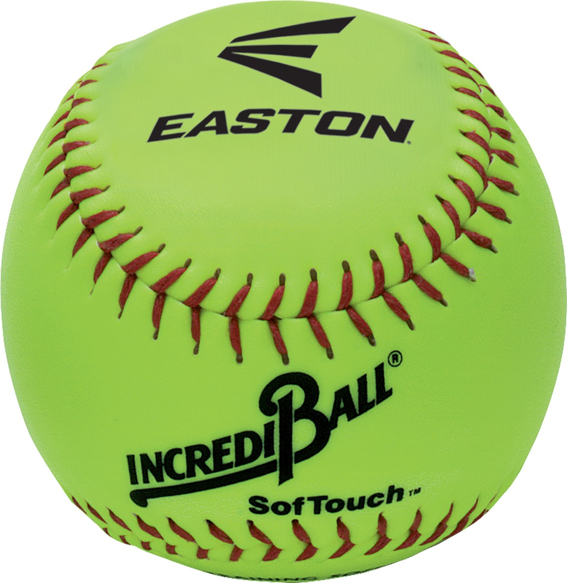 Easton 12'' Incrediball Neon SofTouch Training Softball