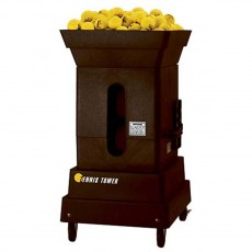 Tennis Tutor Tower W/ Remote Ball Machine