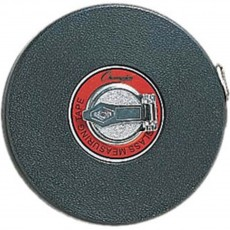 Champion 250'/ 75m Closed Reel Measuring Tape, F250
