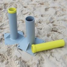 Porter Sand Volleyball Ground Sleeve (one each)