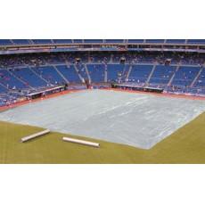FieldSaver Full Softball Infield Cover, 120' x 120'